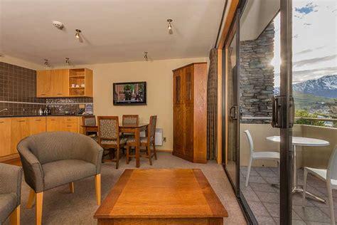 One Bedroom Apartment Queenstown Garden Court Suites Apartments Queenstown Hotel