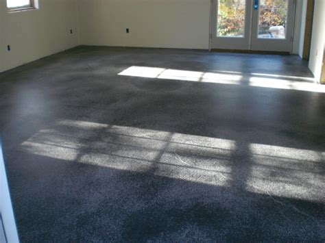 interior concrete floors living room other metro by