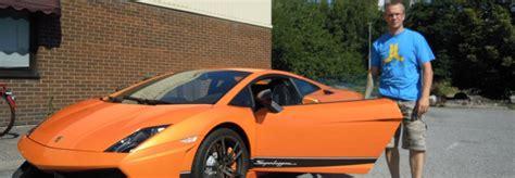 Probefahrt Lamborghini by Fahren Sie Lamborghini Einen Lamborghini Probefahren