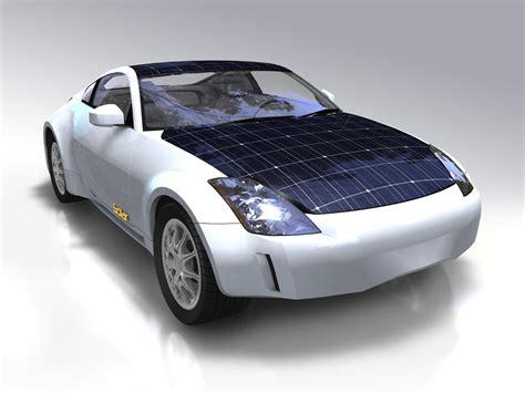 les les solaires comment fonctionnent les voitures solaires