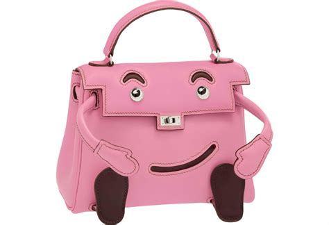 Bag Of The Week by Bag Of The Week Hermes 5p Pink Doll Pursuitist