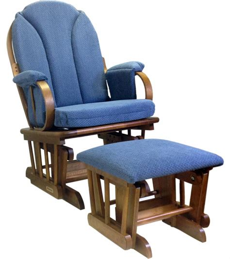 navy glider and ottoman navy blue glider chair chairs seating