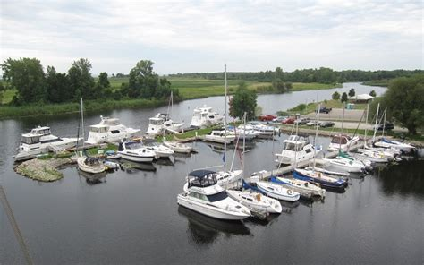 boating license upstate ny west michigan lake boat slips