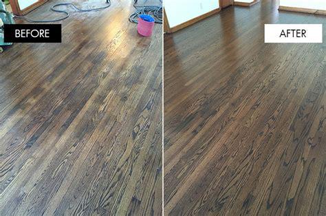 Hazy Hardwood Floors by Beware Of Cheap Wood Flooring Contractors Royal Wood Floors