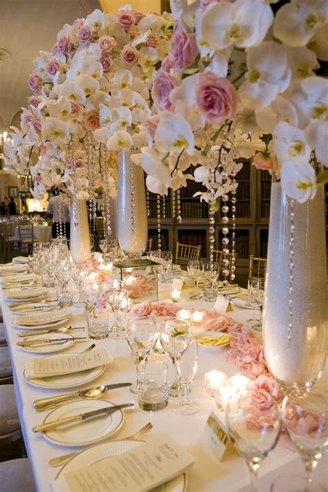 Decoration Wedding Flowers by 1000 Images About N Luxury Wedding Centerpieces