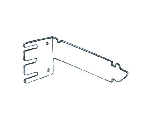 curtain rod bracket extenders graber extender bracket for graber lock seam curtain rods
