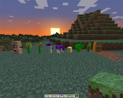 mod game plant vs zombie pc plants vs zombies minecraft warfare for minecraft