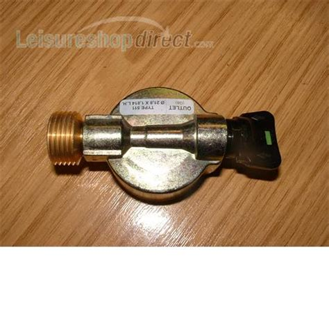 Sellery Gas Regulator 23 907 cing gaz adapter for 901 906 and 907 cylinders gas regulators leisureshopdirect