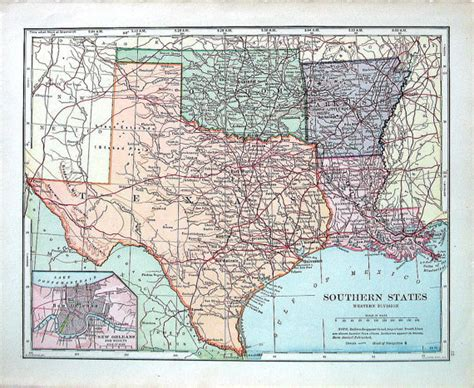 texas and oklahoma map us state map southern states texas oklahoma arkansas
