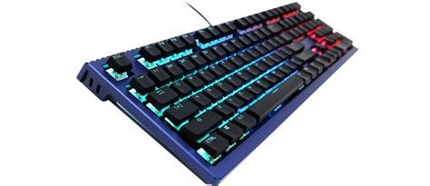 Keyboard Ducky Shine 6 Dksh1608st Cusadabt2 Special Edition Blue Switc mechanical keyboards size 108 ducky shine 6 cherry brown switch special edition rgb
