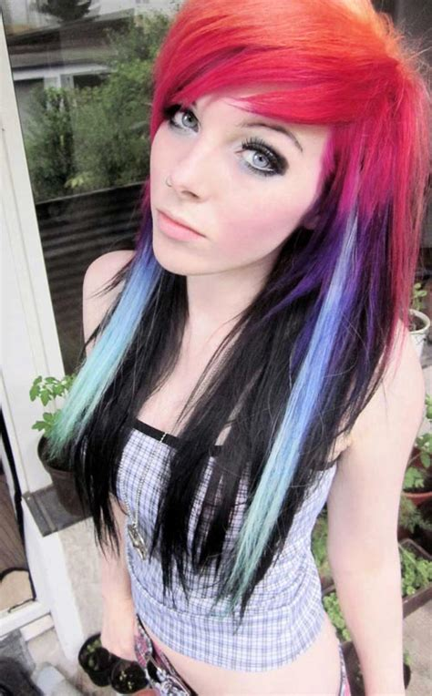 emo culture hairstyles emo makeup tutorial tips and ideas yve style