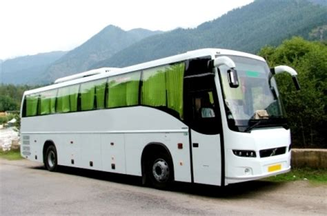 volvo booking volvo hire delhi volvo coach rental india luxury
