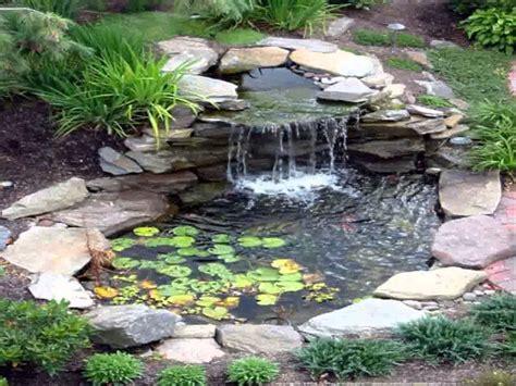imagenes de jardines y cascadas cascadas en jardines peque 241 os buscar con google