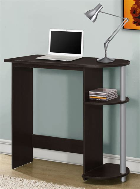 Cappuccino Computer Desk by Cappuccino 32 Quot Juvenile Computer Desk From Monarch