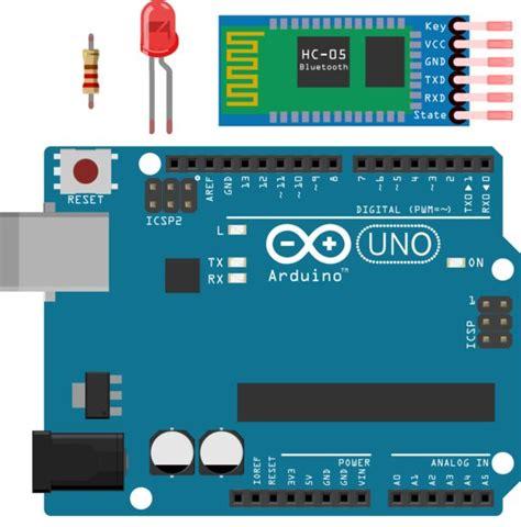 tutorial arduino basic arduino bluetooth basic tutorial