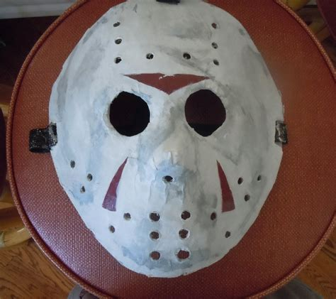 How To Make A Jason Mask Out Of Paper - jason voorhees mask by xxfishyxx5554 on deviantart