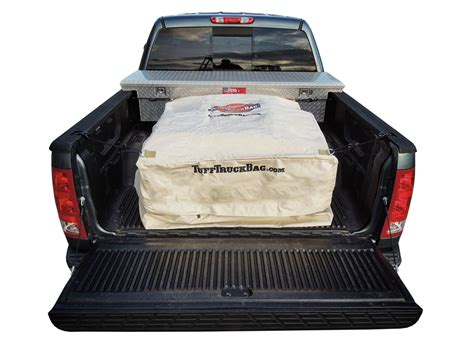 truck bed bag tuff truck cargo bag for pickup bed waterproof luggage storage