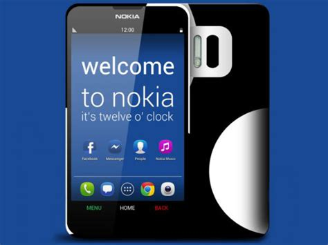 nokia android phone concept concept nokia android phone images hd photo gallery of