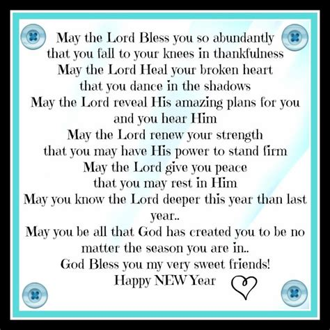 blessings to you in 2013 faith filled food for