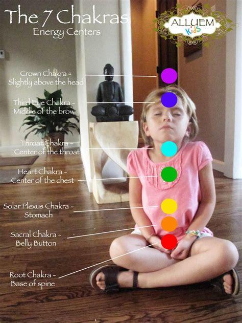 chakras  activities  kids yoga  kids
