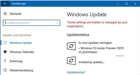 install windows 10 latest build fix for windows 10 build 15019 insider preview install