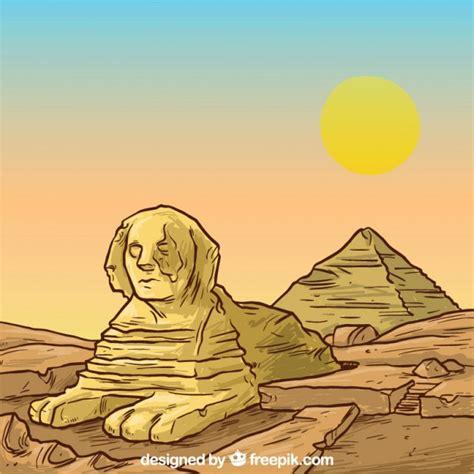 imagenes de egipcias pir 225 mides egipcias ilustraci 243 n descargar vectores gratis