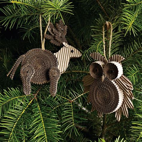 30 amazing recycled diy christmas ornaments do it