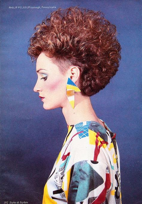 haircut short and permed in 80s salon 856 best 70s 80s early 90s images on pinterest 80s