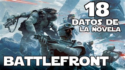 libro star wars battlefront twilight 18 datos de battlefront compa 241 ia twilight star wars youtube