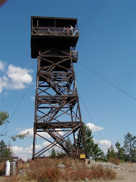 fire lookout tower plans towers forest service and fire on pinterest
