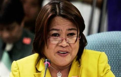the leader i want leila de limas to fix list for 2016 senator de lima vs the culture of self righteousness in