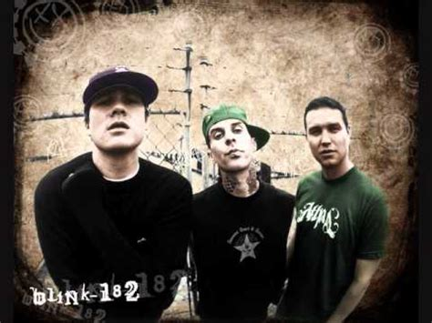 blink 182 i won t be home for subtitulada al