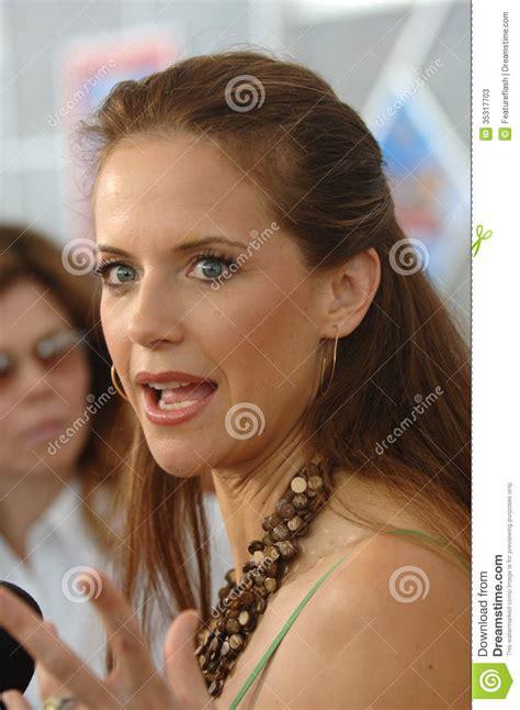 actress sky high kelly preston editorial stock photo image 35317703