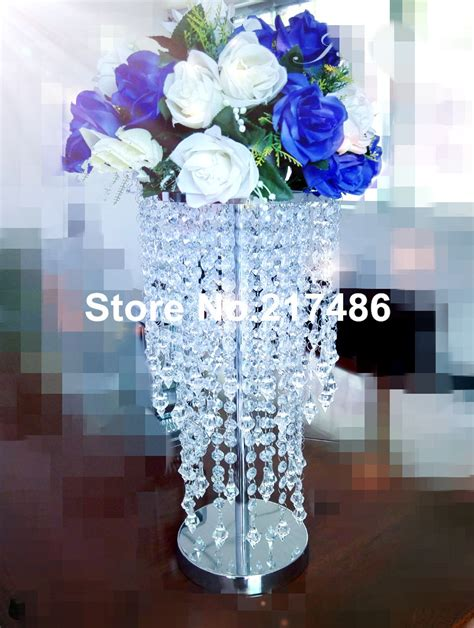 Tall Clear Glass Vases For Wedding Centerpieces Glass Glass Vase Table Centerpieces
