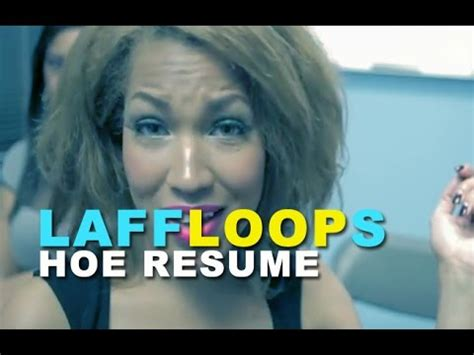 Roz G Resume by Laff Mobb Presents Quot Hoe Resume Quot Roz G