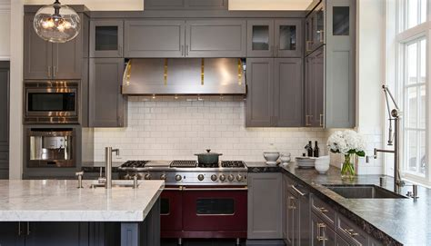 kitchen cabinet designs 2014 gray subway tile backsplash kitchen contemporary with