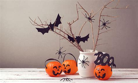 como decorar en halloween decora tu mesa para halloween con unas manualidades