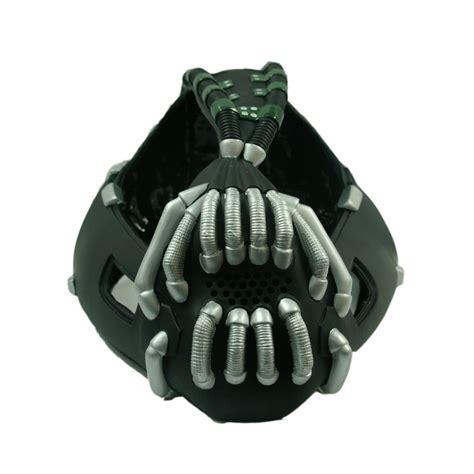 Masker Respirator update version bane mask are released tdkr bane mask
