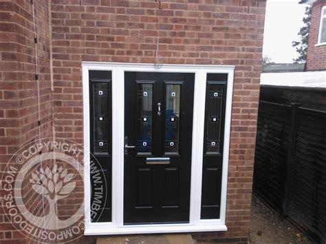 Black Composite Front Door Front Doors Cool Composite Black Front Door Black