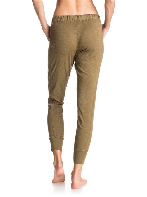 Jogger Brown Ribs california saga jogger erjnp03058