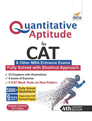 Cat Mba Entrance Details by Quantitative Aptitude For Cat Other Mba Entrance Exams