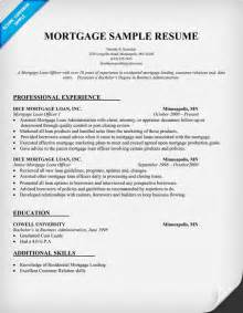 Mortgage Processor Resume Sle by Loan Processor Resume Objective Bestsellerbookdb