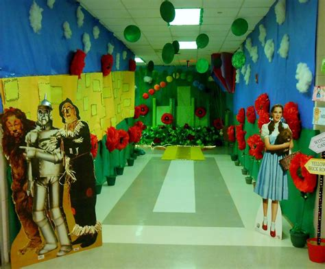 wizard of oz decorations wizard of oz homecoming