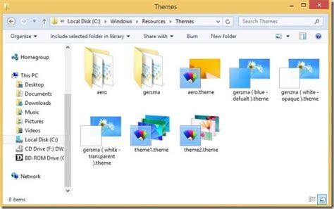 theme for windows 8 1 software windows 8 customization app white window borders for