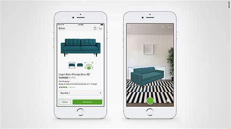 houzz app home improvement app houzz launches 3d augmented reality