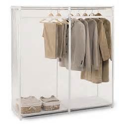 60 Inch Wardrobe Closet Clear 60 Inch Storage Wardrobe Storage Organization