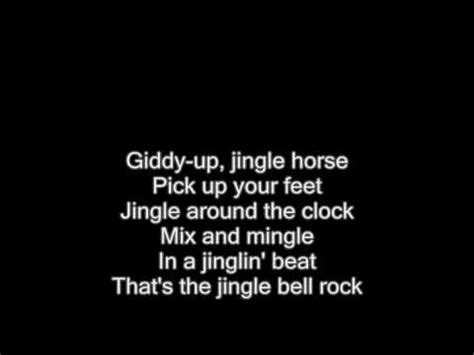testo canzone jingle bell rock jingle bell rock testo