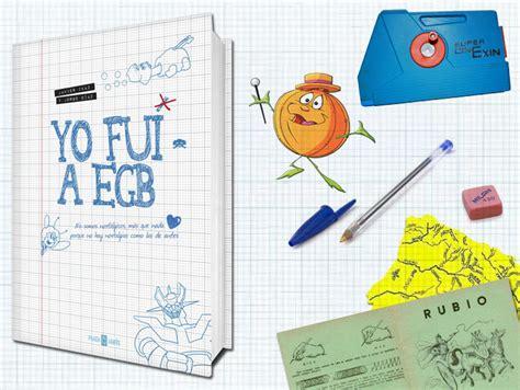 libro yo fui a egb desayuno con libros diciembre 2013