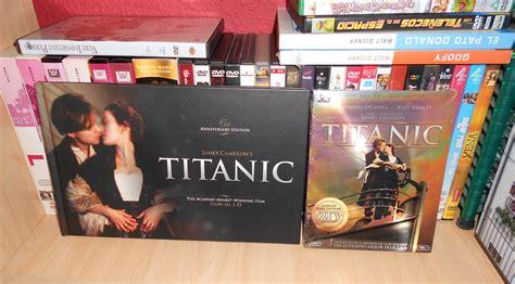 libro titanic 2020 las tres titanic 3d m 225 s libro edici 243 n fnac blu ray