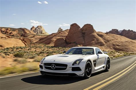 black benz mercedes benz sls amg black series us price 275 000